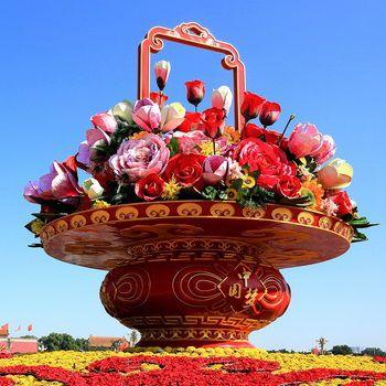 国慶節花壇2014-350x350